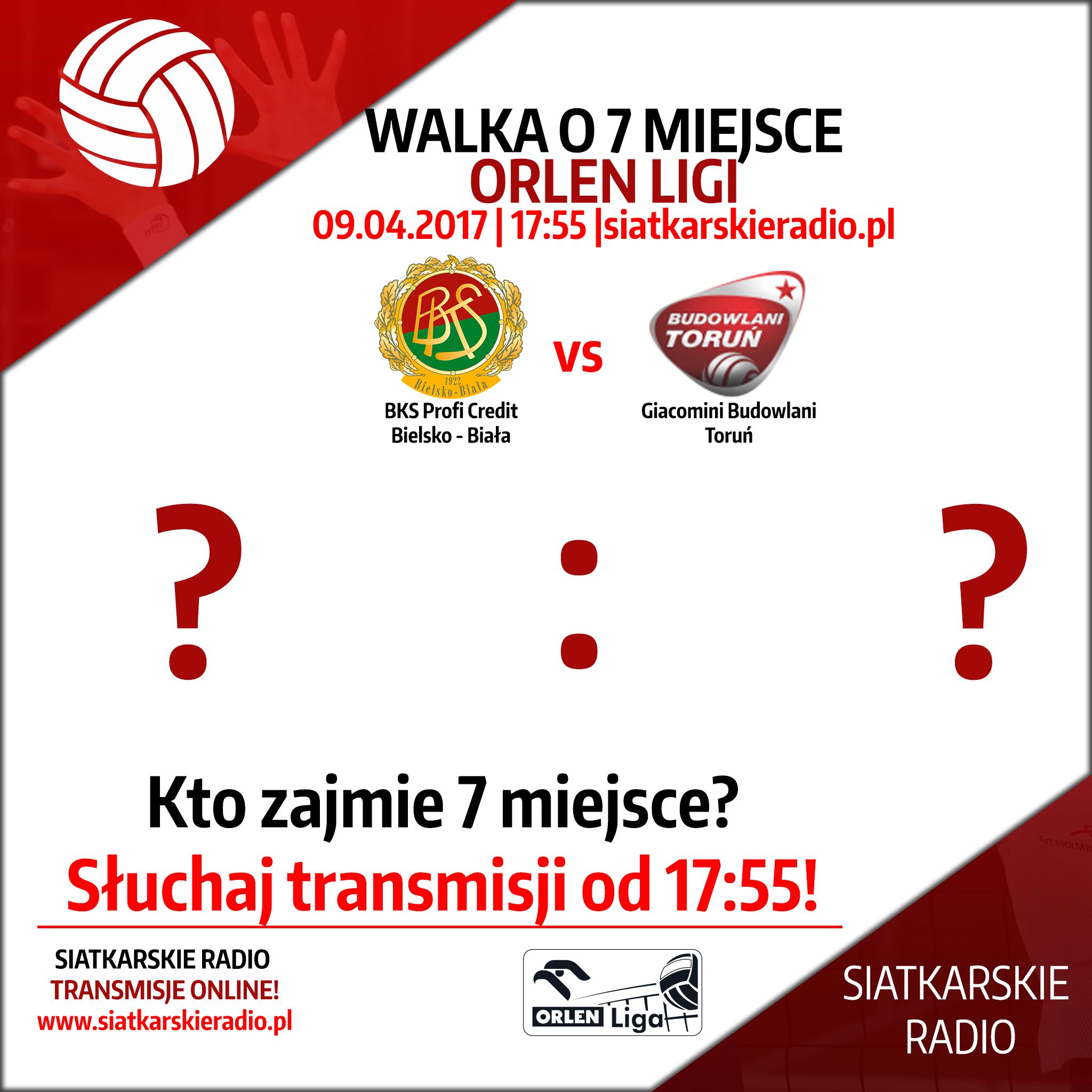 BKS Profi Credit Bielsko - Biała vs. Giacomini Budowlani Toruń. Transmisja! Ostatni mecz w karierze Joanny Staniuchy-Szczurek